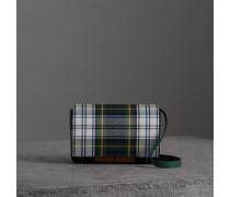 Brieftasche im Schottenmusterdesign