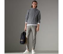 Pullover aus Baumwolle und Kaschmir