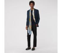 Elegantes Jackett aus Wolle und Kaschmir in klassischer Passform