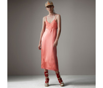 Lingerie-Kleid aus Seide