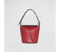 The Small Bucket Bag aus Leder