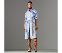 Hemdkleid aus Baumwollseide