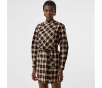 Hemdkleid aus Baumwolle