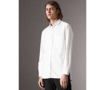 Oxford-Hemd aus Baumwolle