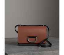 The Small D-Ring Bag aus Leder