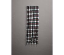 Oversize-Schal aus Kaschmir und Merinowolle