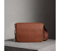 Große Messenger-Tasche aus Leder