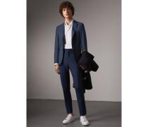 Anzug aus Wolle und Mohair in Soho-Passform