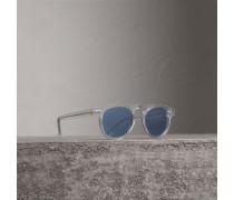 Sonnenbrille The Keyhole mit rundem Gestell