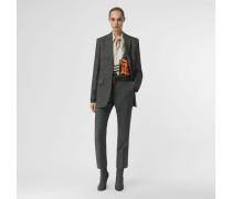 Elegantes Tweed-Jackett aus Wolle und Kaschmir