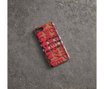 iPhone 8-Etui aus Leder