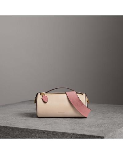 The Barrel Bag aus Leder