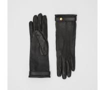 Handschuhe aus Lammleder mit Seidenfutter