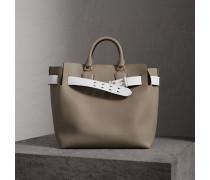 The Large Belt Bag aus Leder