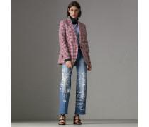 Gerade geschnittene Jeans aus Stretchdenim