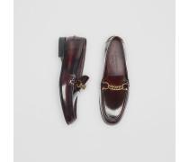 The Link Loafer aus Leder
