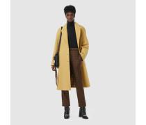 Eleganter Mantel aus Wolle