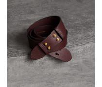Gürtel aus genarbtem Leder für The Medium Belt Bag