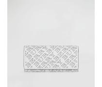 Lederbrieftasche im Kontinentalformat