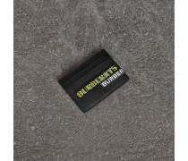 Kartenetui aus London Check-Gewebe mit Logo