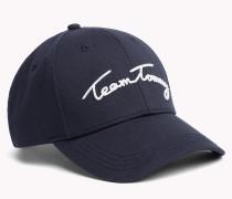 Team Tommy-Cap aus Baumwolle