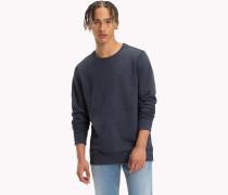 Regular Fit Fleece-Sweatshirt