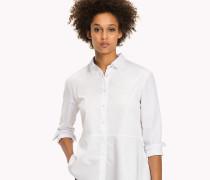 Klassisches Baumwollhemd