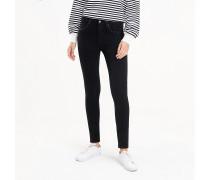 Como Skinny Fit Jeans mit Ösen