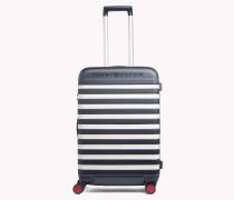 Hochwertig geprägter Hartschalen-Koffer