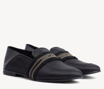 Loafer aus Satin