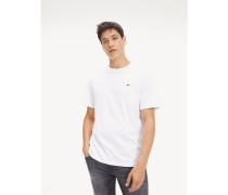 Tommy Classic T-Shirt aus Bio-Baumwolle