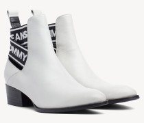 Chelsea-Boot mit Pop-Riemen