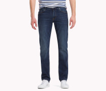 Regular Fit Jeans mit Stretch