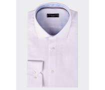 Slim Fit Baumwoll-Hemd