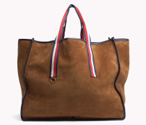 Tommy Shopping Bag aus Leder