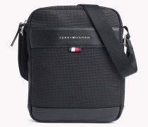 Tailored Crossbody-Reportertasche