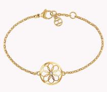 Armband mit Blumenanhänger