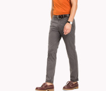 Slim Fit Chinos aus Stretch-Baumwolle