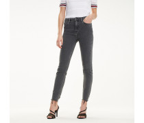 Riverpoint Slim Fit Jeans mit hoher Leibhöhe