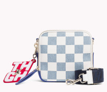 Gigi Hadid Crossbody-Tasche aus Denim