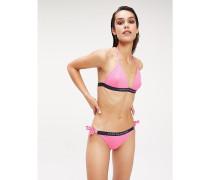 Bikinihose aus Recycling-Polyester