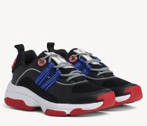 Kontrastierender Sport-Sneaker