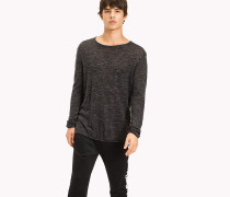 Relaxed Fit Pullover aus Jersey