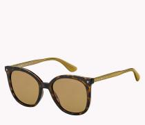 Sonnenbrille mit Sternen