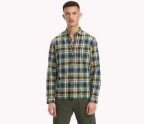Essential Hemd mit Karo