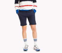 Chino-Shorts aus Baumwoll-Stretch