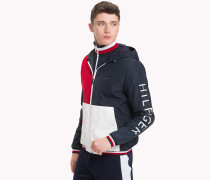 Athletic Hooded Jacket