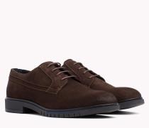 Oxford-Schuh aus Wildleder
