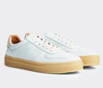 Premium Cupsole-Ledersneaker