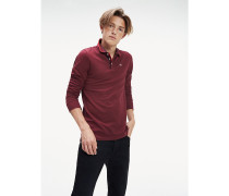 Slim Fit Poloshirt mit Stretch